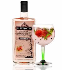 strawberry-gin